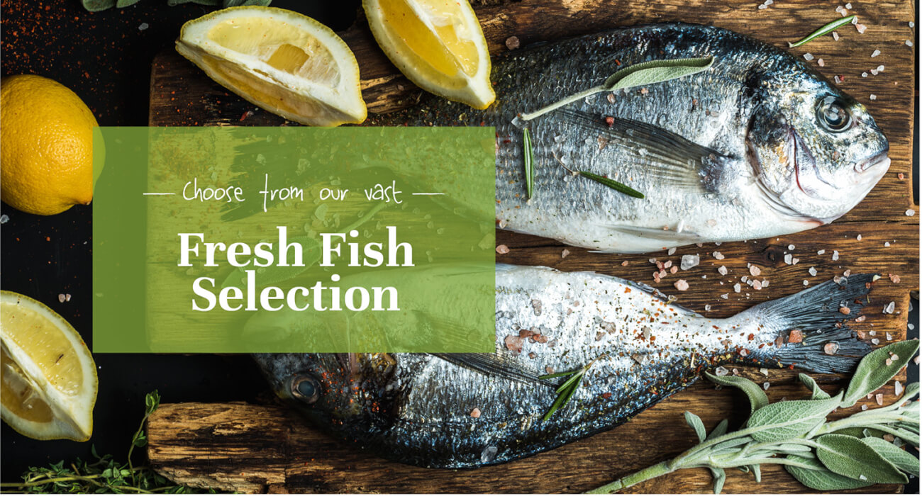 Green Way Market - Fresh Fish