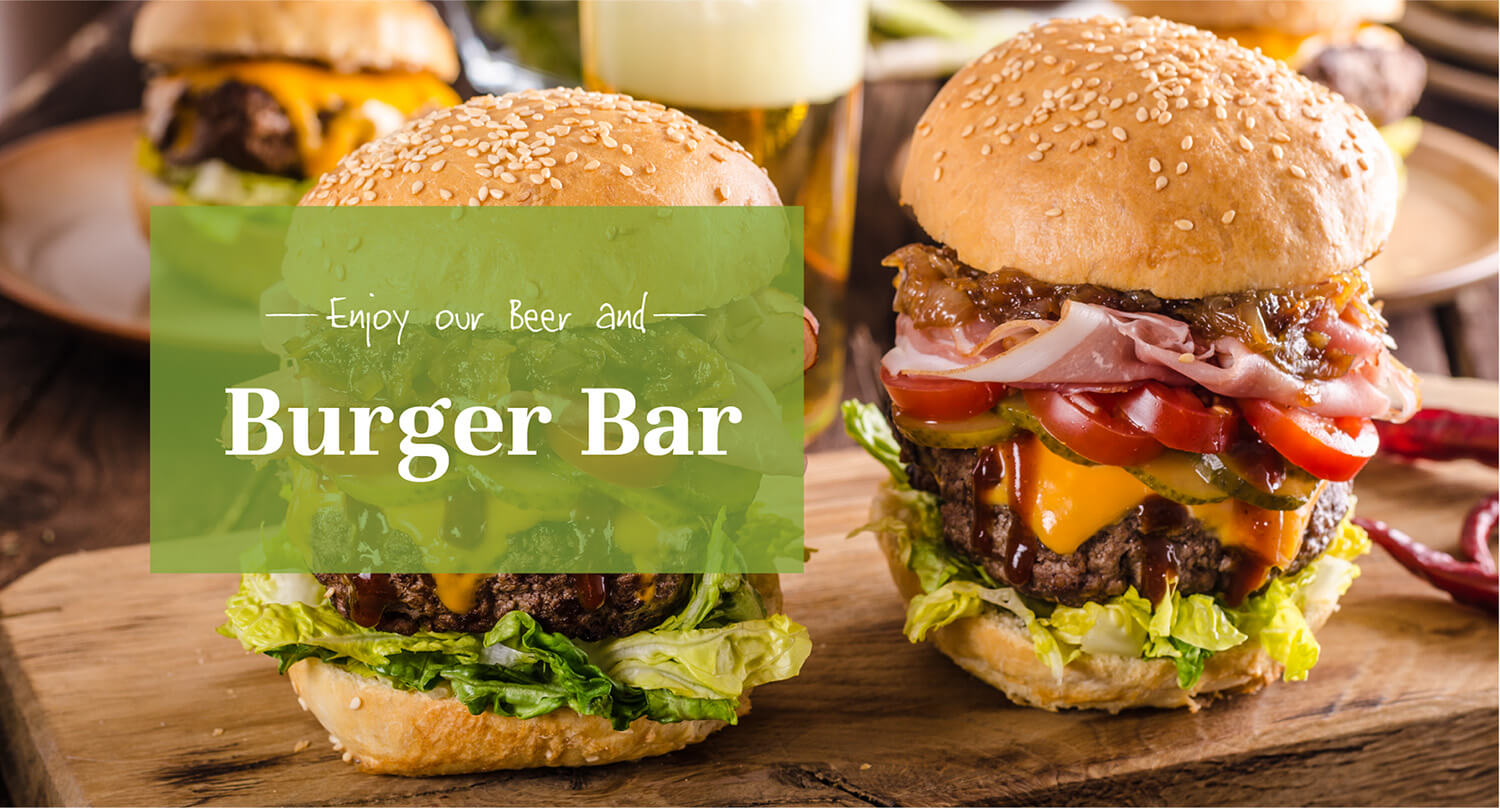 Green Way Market - Burger Bar